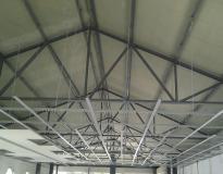 Interior de la cubierta