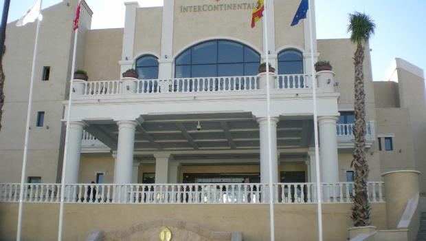 HOETEL INTERCONTINENTAL *****