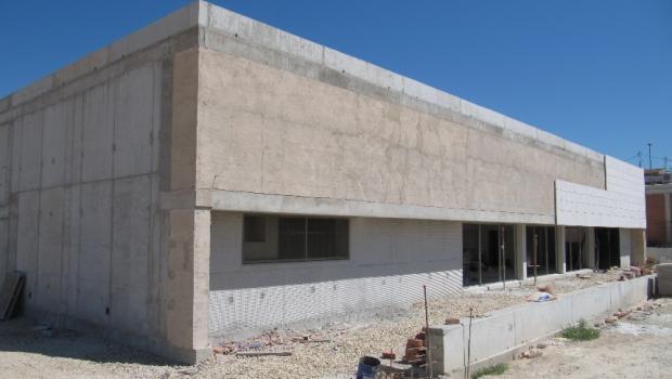 CENTRO SOCIAL DE MAYORES EN SANJOSE DE LA VEGA
